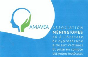 AMAVEA-Association Androcur Méningiome