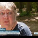 """France 3 : une victime présumée du médicament """"Androcur"""" porte plainte"""