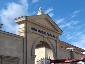 hopital sainte anne androcur