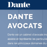 Le Cabinet Dante nous conseille